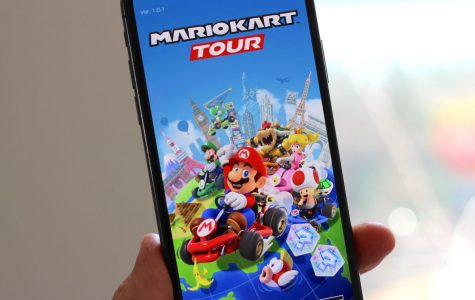 Mario Kart mobile is the only version without  the Multiplayer feature. Photo Credit: Polygon.com
