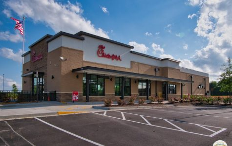 Chick-fil-a continues to be a people-pleaser with its amazing food and service