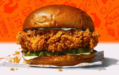 Popeyes' Chicken Sandwich is the most superior of the chicken sandwiches