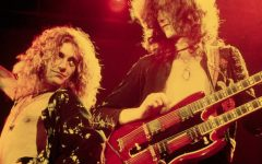 Jimmy Page and Robert Plant, the composers of