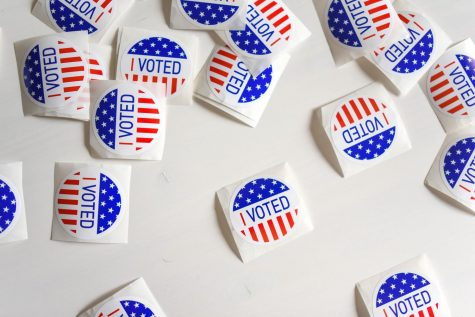 Learn the importance of voting and get a cool sticker ( photo by unsplash)