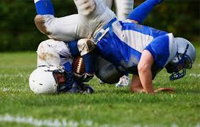 Head injuries can have a long-term affect on the brain. Photo credit: activekids.com