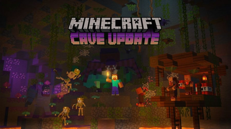 Minecraft gains new popularity with cave update and user support