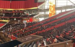 Mercedes Benz stadium used to be sold out form almost every United game, but due to coronavirus and poor performances by the team the stadium was far from filled.