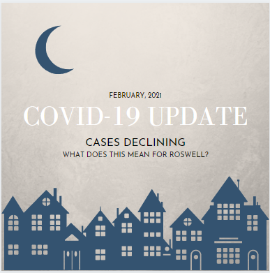 COVID-19 Cases Decline, Students' Spirits Rise