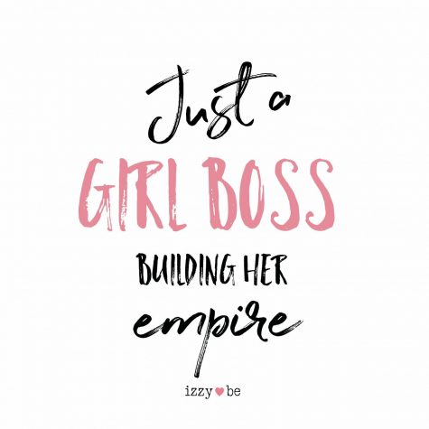 The modern aesthetic of both the satrical and non-satirical girl boss was created by the MLM