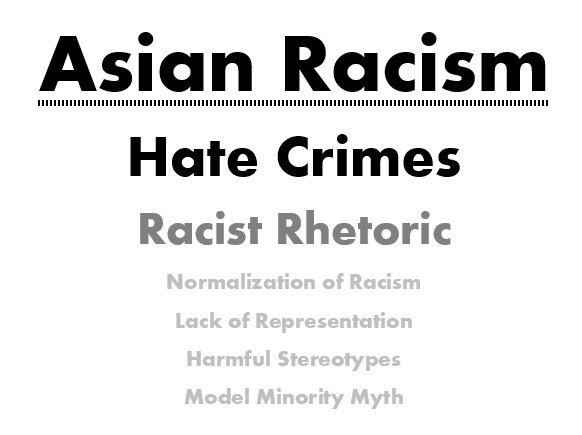 The Relationship with Asians and racism