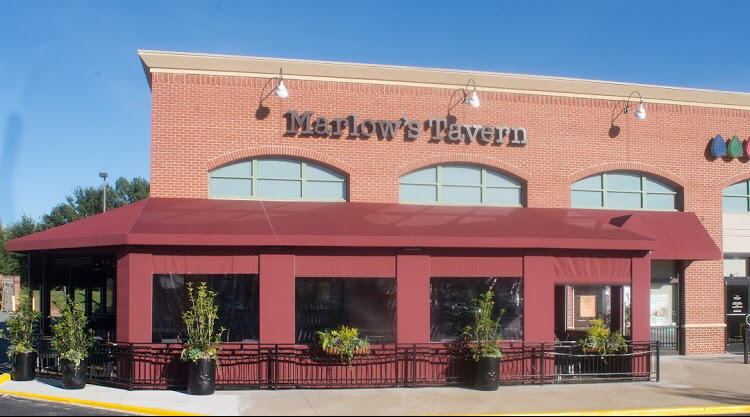 There is a Marlow's Tavern located right next Roswell High School so it is very accessible for those who want to hang out and eat with friends after school. (Credit: