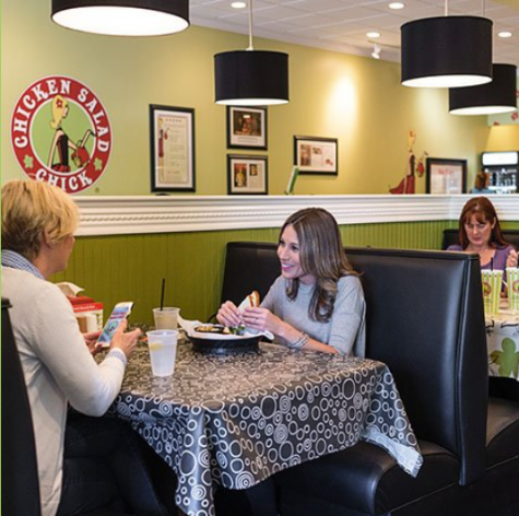 Roswell Restaurant Reviews: Chicken Salad Chick—amazing food, amazing people