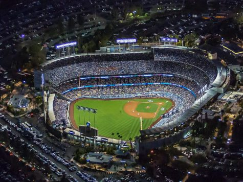 Dodger Stadium is going to be the new home for a lot of new players coming into the Dodgers program.  (Credit: MARK HOLTZMAN/ZUMA)