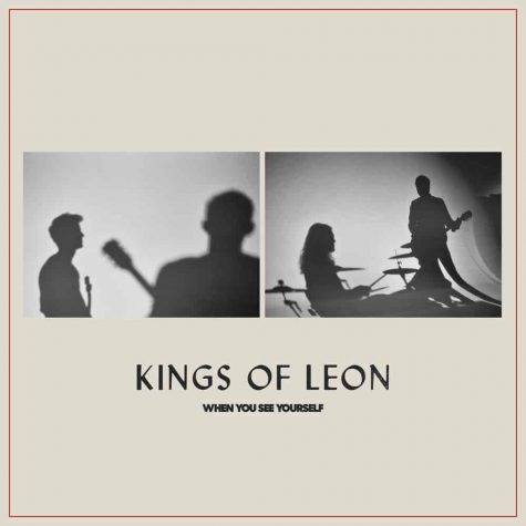 """The album cover of Kings of Leon's new album """" When You See Yourself"""" from their advertisement. (Credit: Kings of Leon)"""
