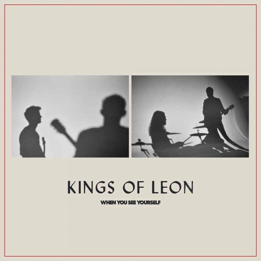 "The album cover of Kings of Leon's new album "" When You See Yourself"" from their advertisement. (Credit: Kings of Leon)"