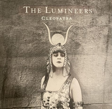 Cleopatra album covered released in 2016. One of the best albums of all time (Credit: Sadie Zeigler)